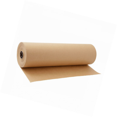 Kraft Paper Roll 30'' x 1800'' (150ft) Brown MEGA Roll - Made in USA 100% Natura