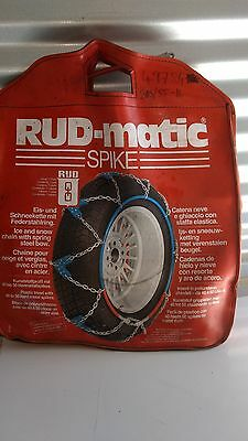 Snow Chains Rud- matic 205 15 16
