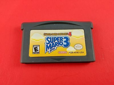 Super Mario Advance 4 [Game Only] (Nintendo GameBoy Advance GBA)