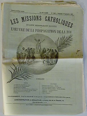 Missions Catholiques.voyages.histoire.ethnique.indo-Chine Cambodge.chan-Tong