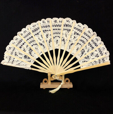 Chinese Bamboo Folding Paper Pocket Hand Fan Good for Christmas Gift/Collection