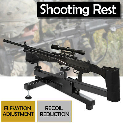 Rifle Shooting Rest Benchrest Front Anti-vibration Cloth Bag Shooting Bench