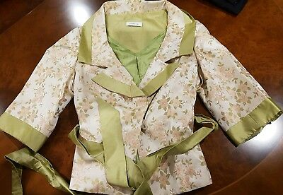 Bang jacket and skirt suit set size 10