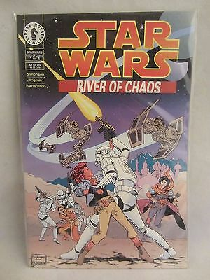 Dark Horse Comics  Star Wars - River of Chaos  1 of 4  VF Condition   (617)