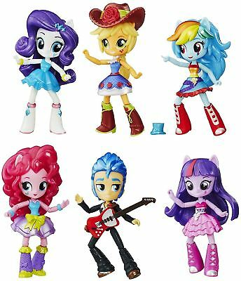 My Little Pony Equestria Girls Dolls Minis School Dance Collection Playset
