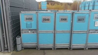 TKT E-1170 Thermorollcontainer Thermocontainer Isoliercontainer 1170 Liter