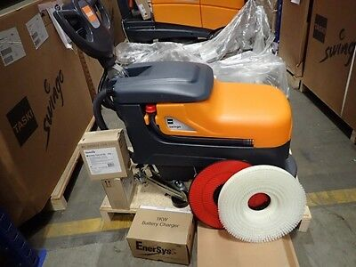 Brand New Taski Swingo 455B Xfc Scrubber Dryer Bankrupt Stock Bargain!!