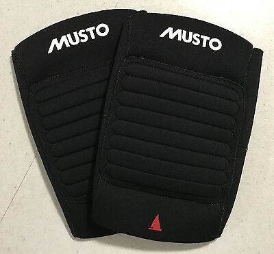***musto Neoprene Knee Pads - Brand New***