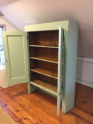 Antique Kitchen Cupboard- over counter/wall/free standing