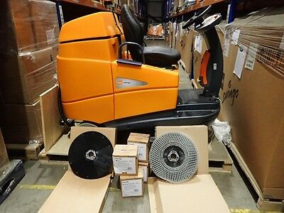 Brand New Taski Swingo 4000 Gel Traction Scrubber Dryer Bankrupt Stock Bargain!!