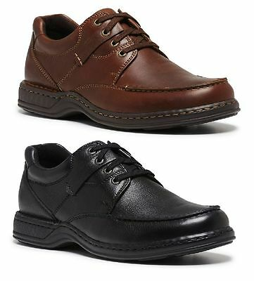 Mens HUSH PUPPIES RANDALL II EXTRA WIDE FORMAL/DRESS/WORK/CASUAL/LEATHER SHOES