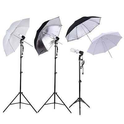 Cameras Photo Studio Photography Video Continuous Lamp Umbrela Pro Flash New
