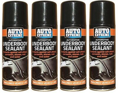 Underbody Sealant 200ml Hi Performance Seal Protection Spray Cars Van Arche Auto