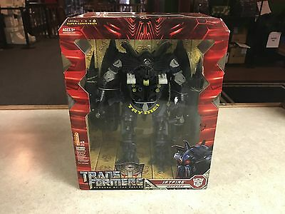 2008 Transformers Revenge of the Fallen Leader Class JETFIRE Figure MIB SEALED