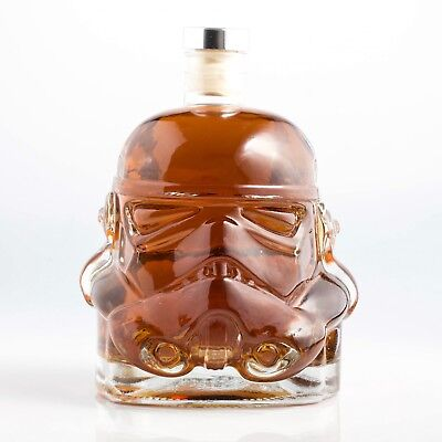 Thumbs Up! Original Stormtrooper Decanter Brand New