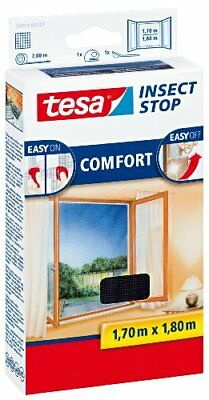 TESA Insect Stop Comfort - mosquito nets (141 g, 1700 x 10 x 1800 mm, ABS sinté
