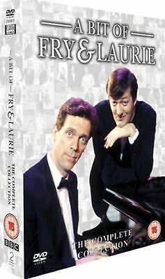 A Bit of Fry and Laurie: The Complete Collection (Box Set) [DVD]