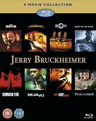 Jerry Bruckheimer: 8 Movie Collection (Box Set) [Blu-ray]