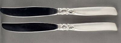 2 Community South Seas Dinner Knives TWO
