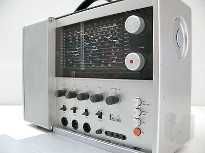 Design Legende Radio BRAUN T1000 CD Dieter Rams ~ 1970 ...