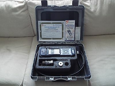"NEW E Instruments 1500-OIL ""All-in-One"" Combustion Gas Analyzer BRAND NEW"