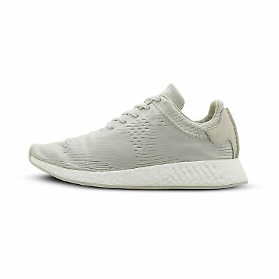 huge discount a14bb b97d7 [BB3118] MENS ADIDAS Originals Wings & Horns WH NMD_R2 - Grey White Sneaker