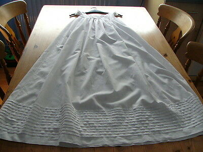 Victorian/Edwardian Lace Christening Gown