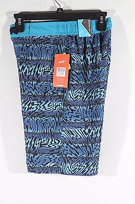 Oxide Kids (10-12) Swim Trunks Short - UPF 50 - Large Size