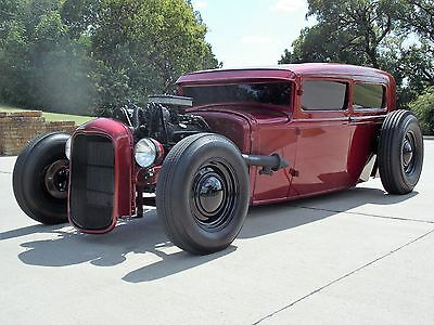 1930 Ford Model A  1930 FORD RATROD