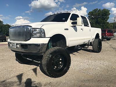 2005 Ford F-350 King Ranch 2005 Ford F-350 SRW Lifted  Chipped King Ranch!