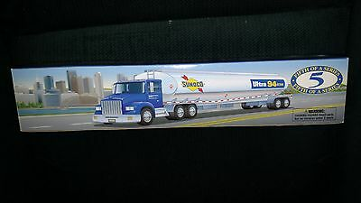 Sunoco Talking tanker Truck Collector's Edition 5th in Series 1998