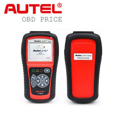 Autel AutoLink AL519 OBD2 Auto Diagnostic Tool CAN Car Fault Code Reader Scanner