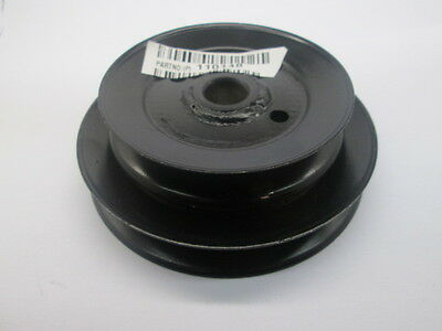 Oem Toro Wheelhorse Blade Spindle Double Pulley 42 Deck