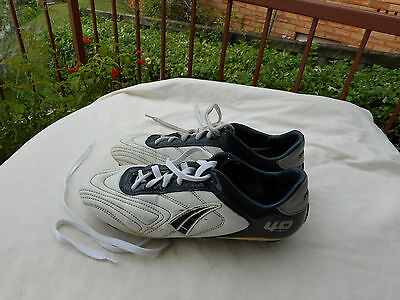 Steeden Rugby League Football Boots Size 10 Us  Good Condition.