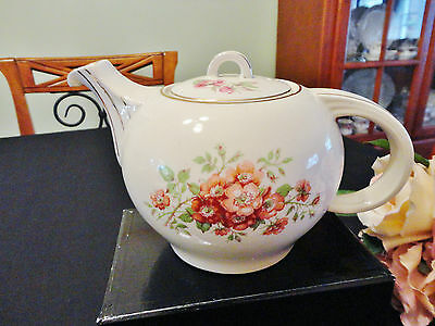 Vintage Wood's Ivory Ware Teapot