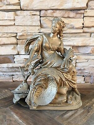 French Antique Statue