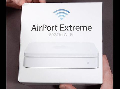 Borne Apple Airport Extreme 802.11n MC340Z/A