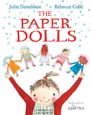 The Paper Dolls Book by Julia Donaldson (Paperback, 2013)