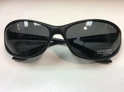 b5ccf6bd45 CARRERA POLARIZED SUNGLASSES CA903 S 01V3 60-14 Black W grey Lenses -   64.95