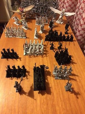 Warhammer Fantasy, AOS, Huge High Elves Army , Lion Chariot, Over 120 Pieces
