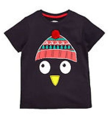 Ladybird Baby Boys Funny Face Top Size 18 - 24 months