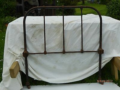 Vintage Iron Bed Ends