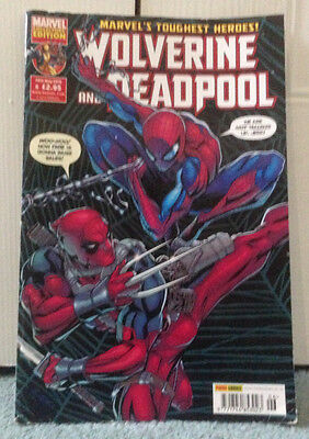 Wolverine And Deadpool (#6) Marvel Collectors Edition