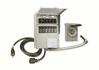 Reliance Controls 306CRK Pro/Tran 2 Manual Transfer Switch Kit