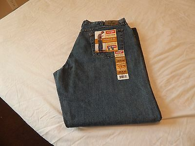 Wrangler Mens Jeans- Relaxed Fit- 40 X 30 -NEW
