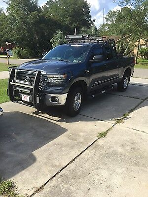 2007 Toyota Tundra Sr5 with trd off road package toyota tundra 4x4