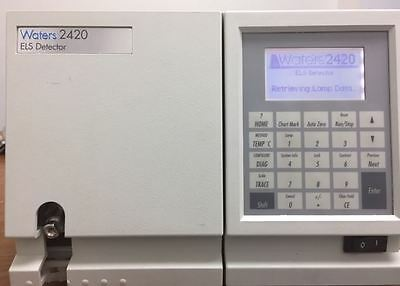 Waters 2420 ELS ELSD Detector (Evaporative Light Scattering) HPLC
