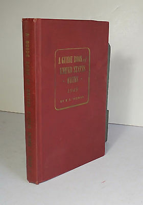 A Guide Book of United States Coins 1949 Third 3rd Edition Red Book