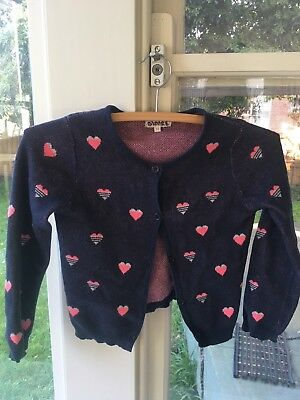 Seed Girls Cardigan 5-6