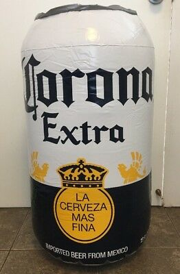 "Corona Can 30"" Inflatable Home Bar, Man Cave, Beach Party ,Dorm"